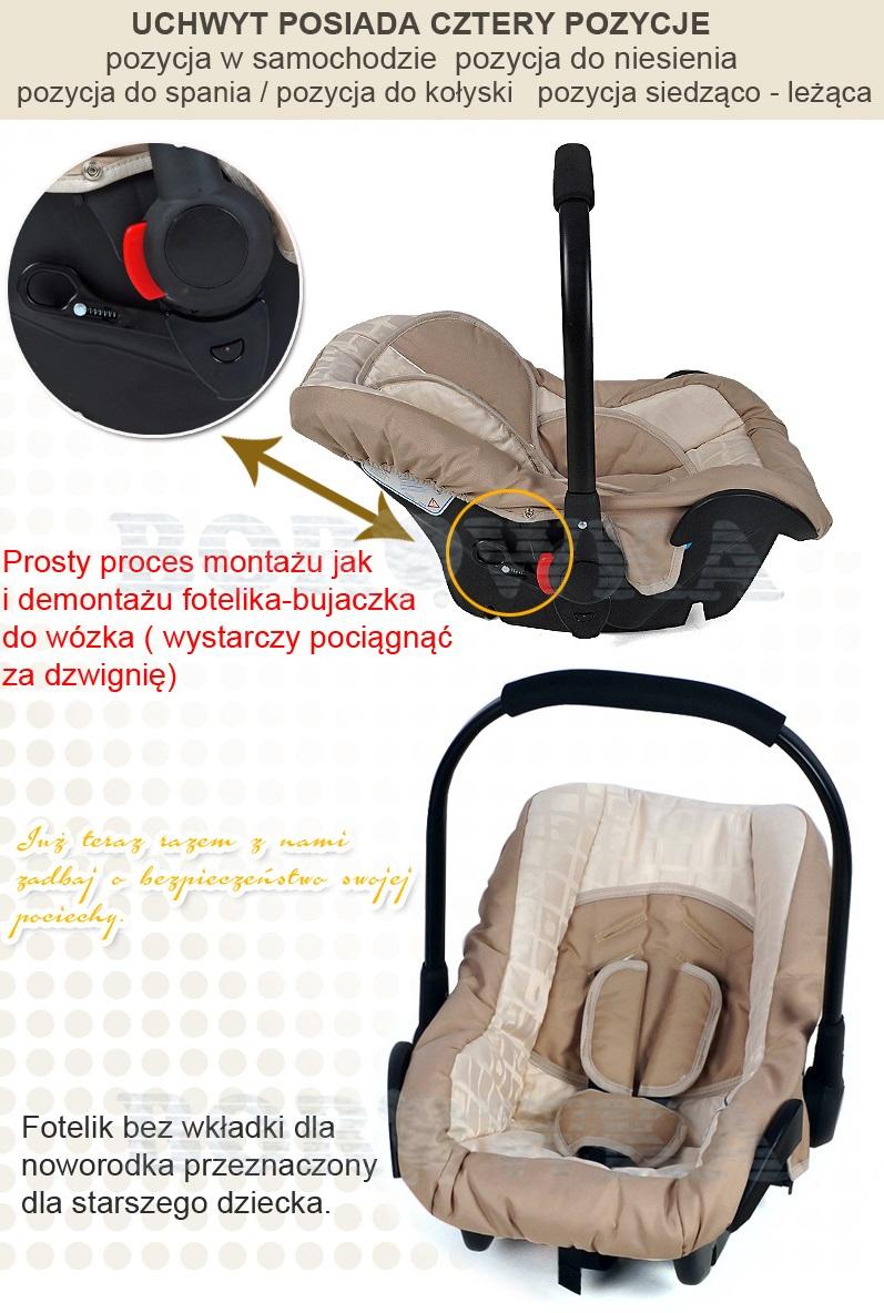 Wózki3w1